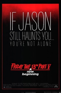 Friday The 13th, Part V: A New Beginning (1985)