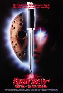 Friday The 13th, Part VII: The New Blood (1988)